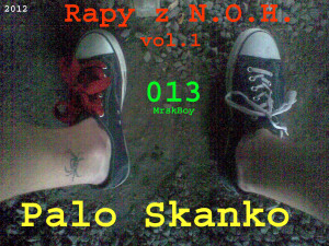 Palo Skanko - Rapy z N.O.H