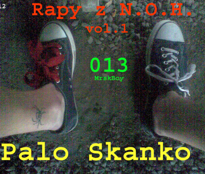 Palo Skanko – Rapy z N.O.H