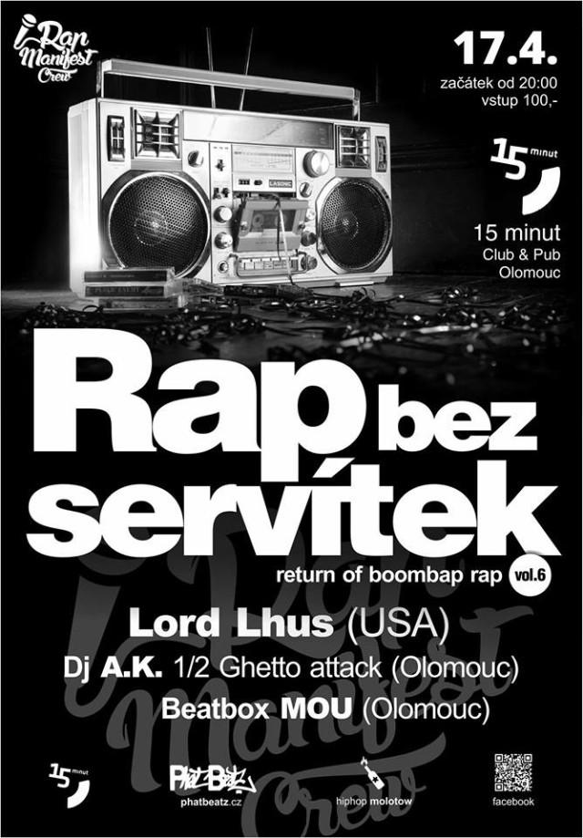 JaPh v Olomouci v klubu 15minut !